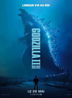 Godzilla 2 King of the Monsters 2019 Hindi Dubbed CAMRip 750MB