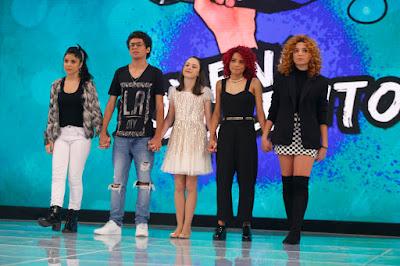 Jovens Talentos (Crédito: Rodrigo Belentani/SBT)