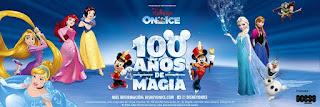 DISNEY ON ICE 2019 100 años de magia