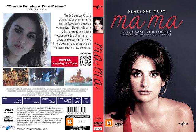 Capa DVD Ma Ma