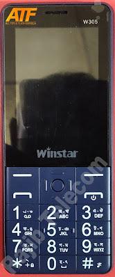 Winstar W305 Flash File