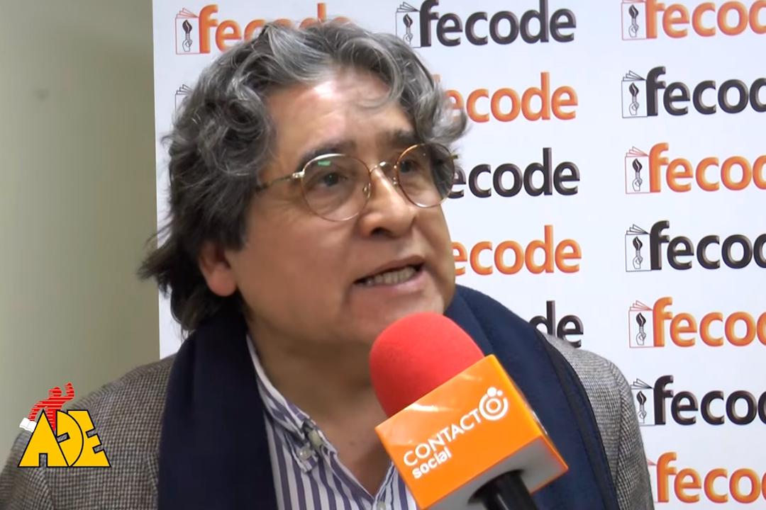 Mensaje a la comunidad educativa frente al paro por Miguel Ángel Pardo