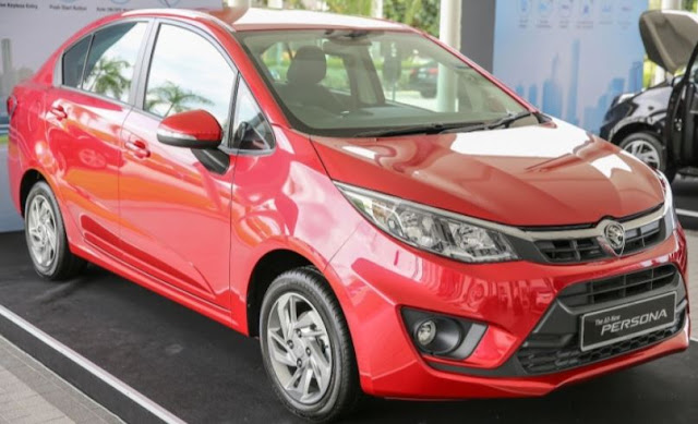 proton persona vehicle features automobile prices car reviews