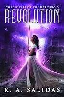 Revolution Katie Salidas
