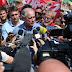 Ciro Gomes dá entrada no Hospital Sírio Libanês, em SP