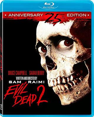 Evil Dead II (1987) Remastered Dual Audio [Hindi – Eng] 1080p | 720p BluRay ESub x265 HEVC 1.1Gb | 500Mb