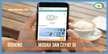 Booking Dokter Mudah dan Cepat di SehatQ.com