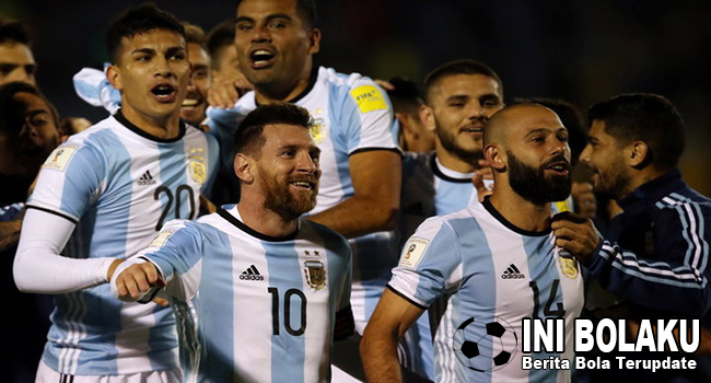 Javier Mascherano : Messi Pasti Ubah Situasi Argentina