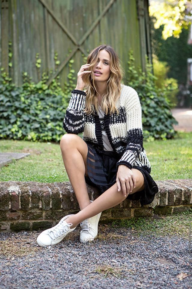 Tejidos invierno 2016 ropa de moda Milana Sweaters. Moda 2016.