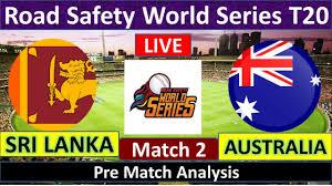 Sri Lanka Legends vs Australia Legends, 2nd match highlights 2020