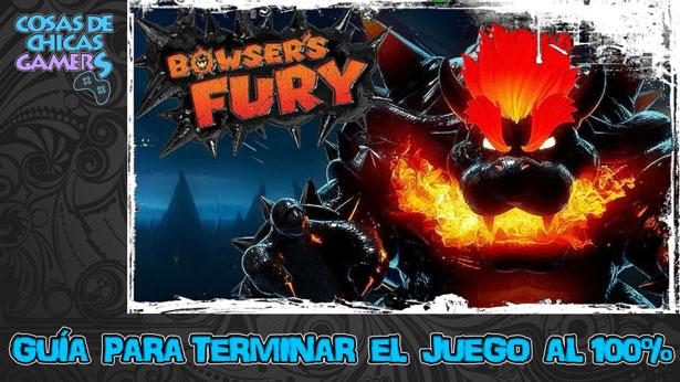 Guía Bowser Fury para completar el juego al 100%