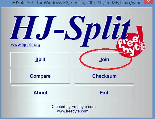 HJ-Split