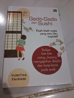 review buku gado gado dan sushi review buku yunitha fairani