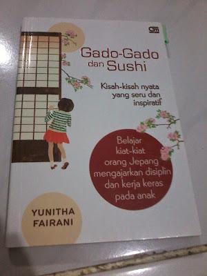 review buku gado gado dan sushi review buku yunitha fairani