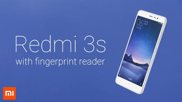 شاومي تكشف عن هاتفها الجديد Redmi 3S بثمن مميز !