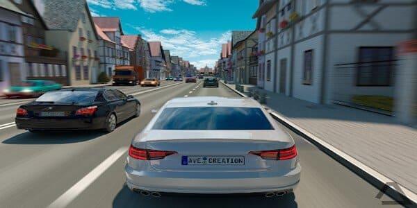 تحميل لعبة driving zone germany مهكرة