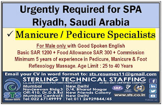 Manicure Pedicure Specialists for SPA in Riyadh