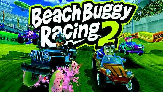 Beach Buggy 2 Mod Apk