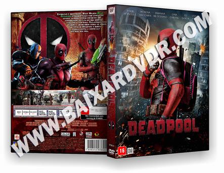 Deadpool (2016) DVD-R OFICIAL