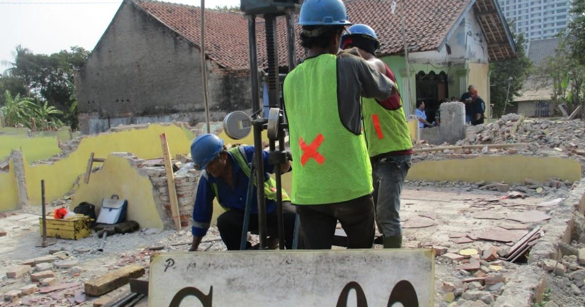 Jasa Sondir Boring Soil Test Tes Cbr Dcp Bor Sumur Artesis Dan Sumur Air Telp 081220168790