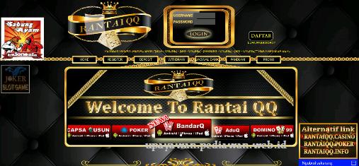 Beranda Situs Web RANTAIQQ - Upayawan