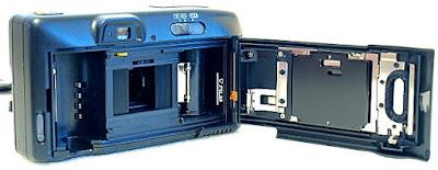 Canon Autoboy Tele 6, Film box