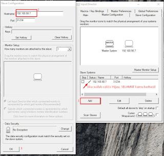 ✓ Cara Menggunakan 1 Keyboard dan Mouse pada 2 Laptop