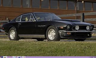 1977 Aston Martin V8 Vantage Gallery Picture 02