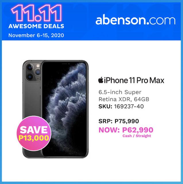 Abenson.com Apple iPhone 11 Pro Max