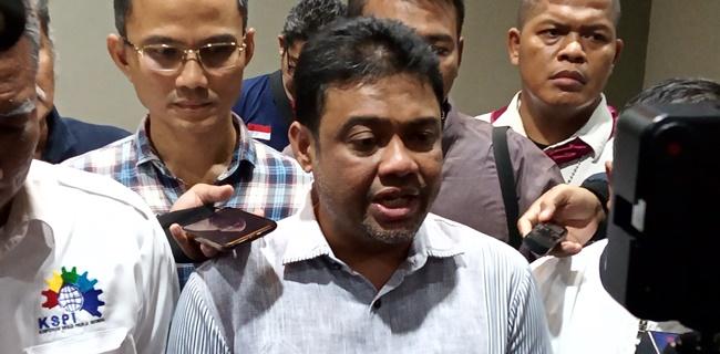 KSPI Ancam DPR Tak Bahas Omnibus Law Di Tengah Corona, Kalau Ngeyel Buruh Akan Turun Ke Jalan