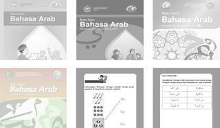 Buku Siswa Bahasa Arab MI MTS MA Kurikulum 2013