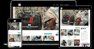 Topnotchwears Ecommerce website
