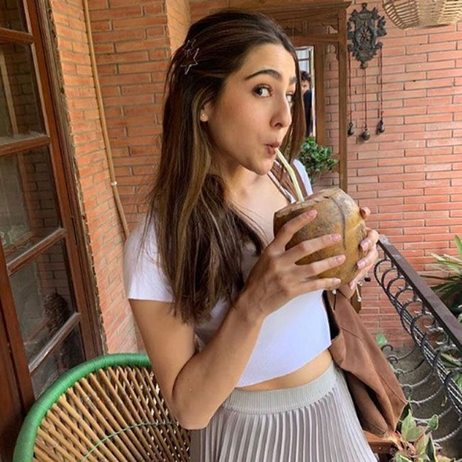 Actors Gallery: Sara Ali Khan Latest Hd Looks