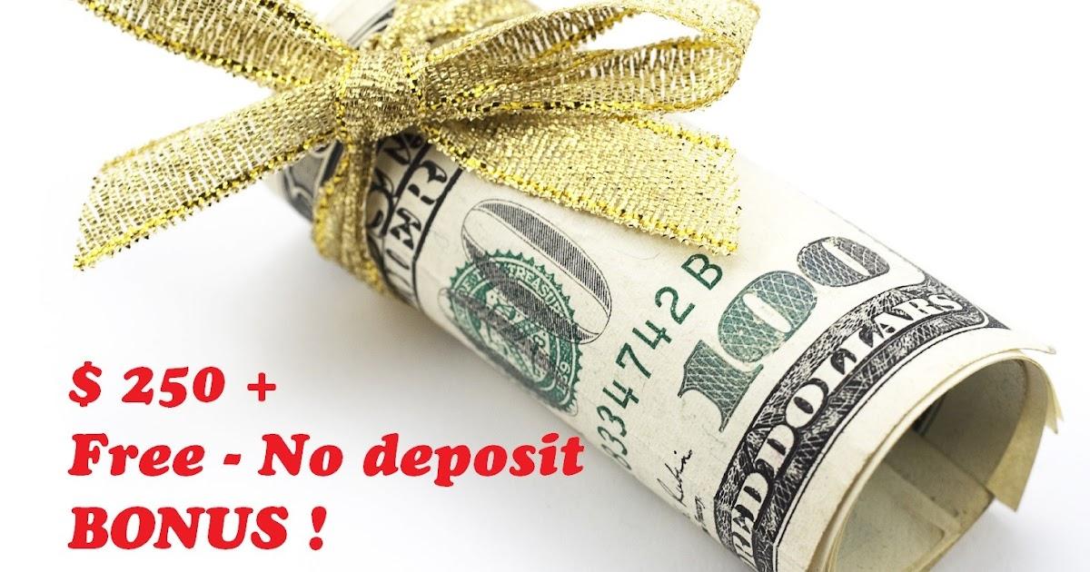 Forex free bonus