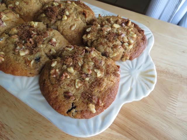 Fruited Buttermilk Muffins (small batch)