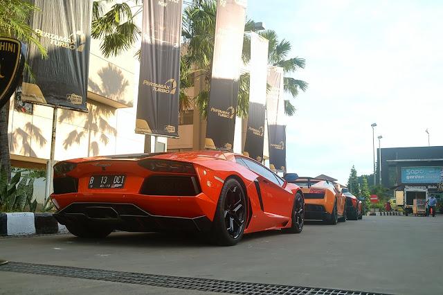 Lamborghini Bandung BullRun