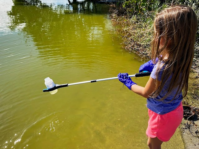 Brevard County Pollutant Sampling for UF Research on PFAS Exposure