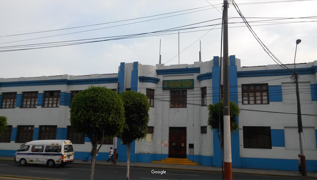 Colegio HEROINAS TOLEDO - Callao