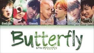 Butterfly BYS Lyrics English