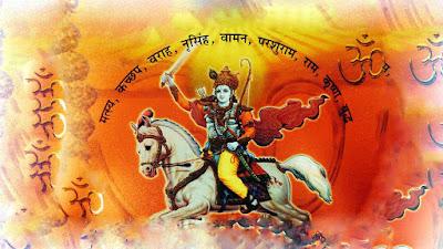 Kalki Bhagwan: Kalki Avatar Of Lord Vishnu