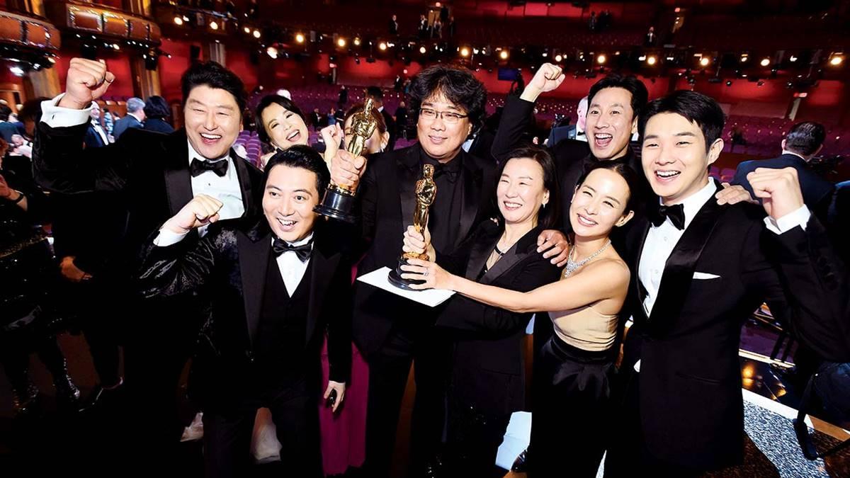 Sutradara - Aktor Aktris PARASITE di Academy Awards