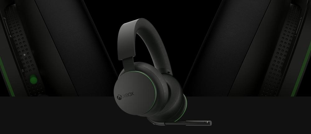Le nuove cuffie Xbox Wireless Headset disponibili all'acquisto a 99 euro
