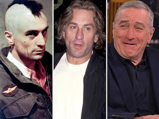 Robert De Niro - Over The Years
