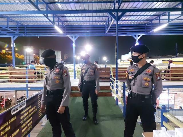 Ops Aman Nusa II Penanggulangan Covid-19 Seligi 2020 Kembali Melakukan Patroli Dialogis Di Wilayah Bengkong Dan Sekitarnya Guna Mendukung New Normal Di Wilayah Kepri