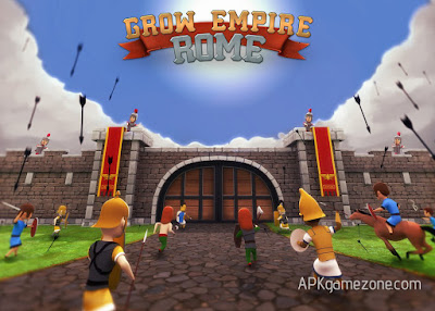 Download Game Grow Empire: Rome