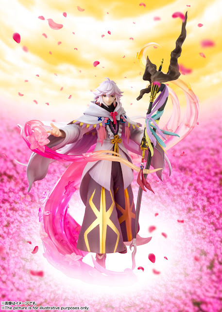Figuarts ZERO Caster / Merlin de Fate/Grand Order - Tamashii Nations