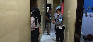 Operasi Gaktibplin dan cipta kondisi, Polres Pelabuhan Makassar Menyasar Hotel dan Rumah Kos
