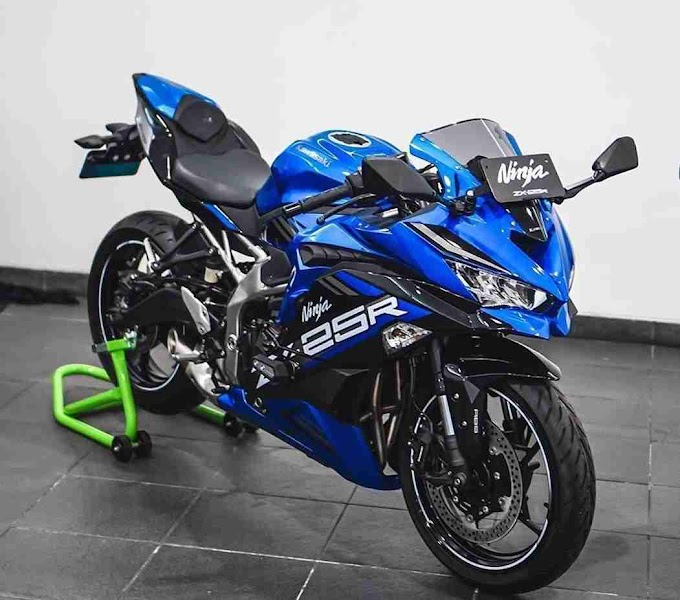 Launching Kawasaki Ninja ZX25R di Bali Yang Dinanti!