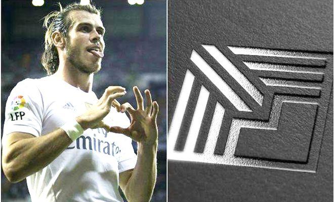 Gareth Bale và logo ẩn chứa số áo 11