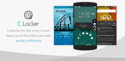 Free Download C Locker Pro (Widget Locker) v8.1.0.6 APK